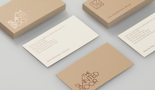 Business Cards for Big Business